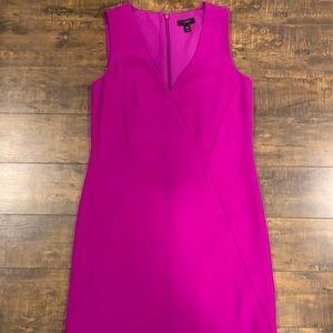 J Crew Magenta mini Dress